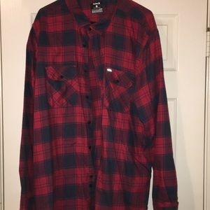 Hurley Button up XXL